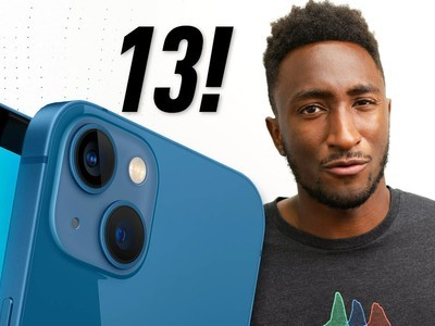 The iPhone 13 reaction videos are here