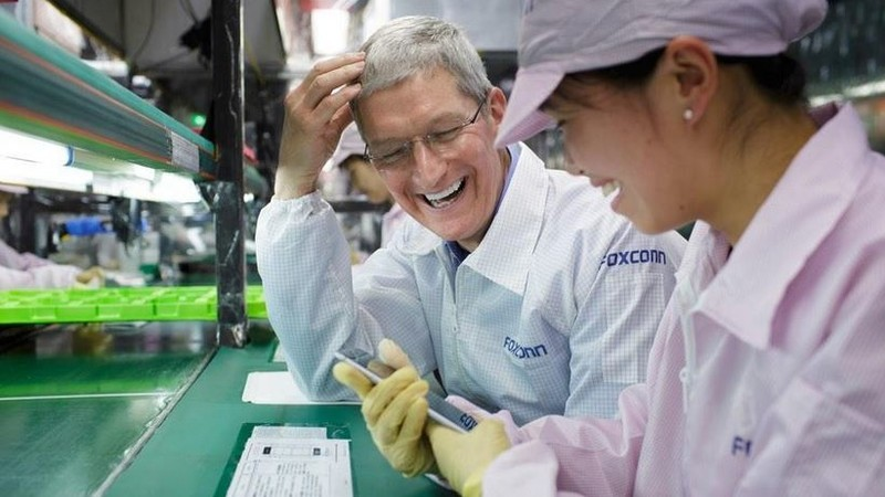 Tim Cook talks Apple investments in China