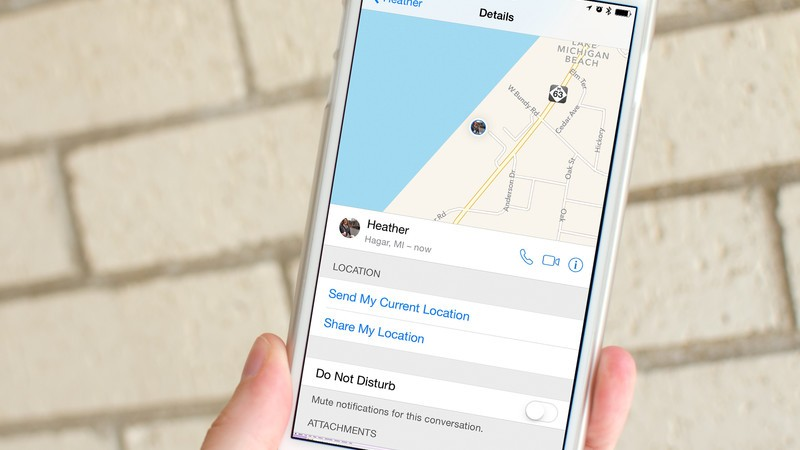 How to change what iPhone or iPad is used to share your location