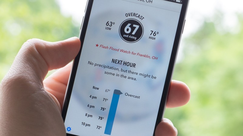 Hurricanes or sunshine, these are the best weather apps for iPhone and iPad