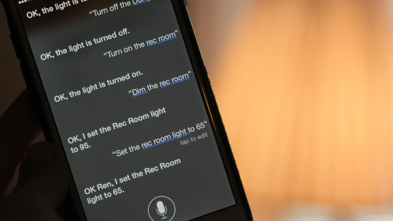 How to use Siri with your HomeKit accessories