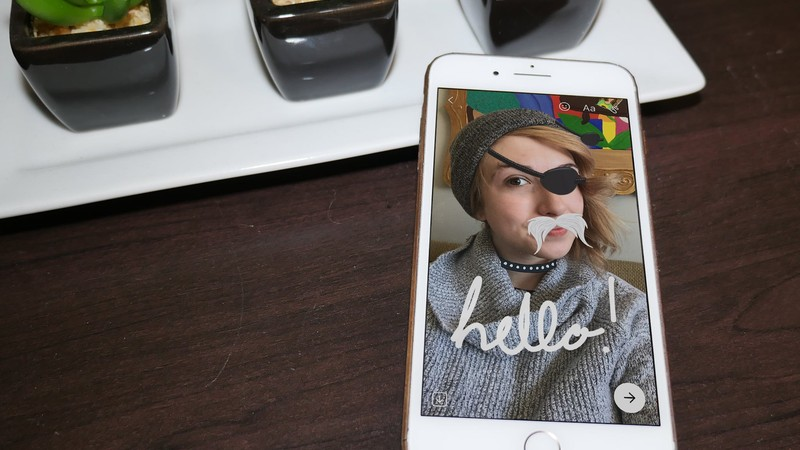 You can now play video chat AR games with friends in Facebook Messenger
