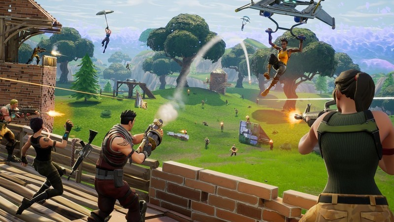 Fortnite adds the Stink Bomb and a new Battle Royale game mode!
