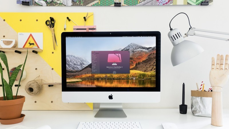CleanMyMac X is the simplest way to clean your Mac