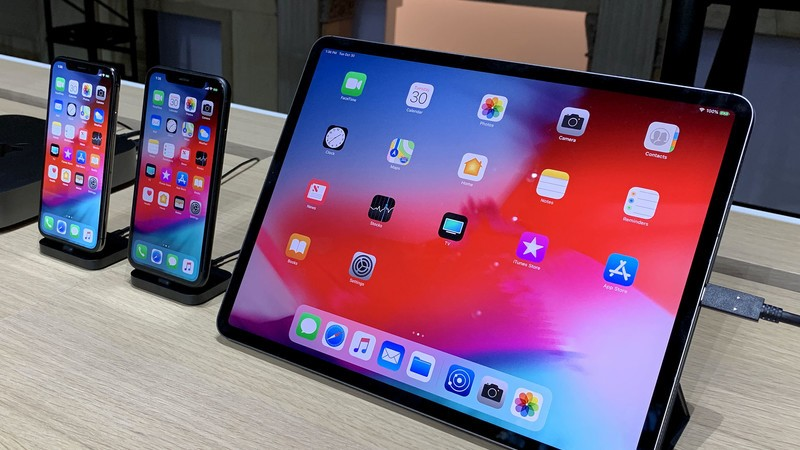 iPad Pro (2018) and USB-C make a good pair, but you may need an adapter