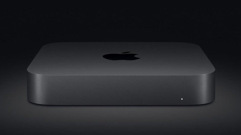 What ports does the Mac mini have?