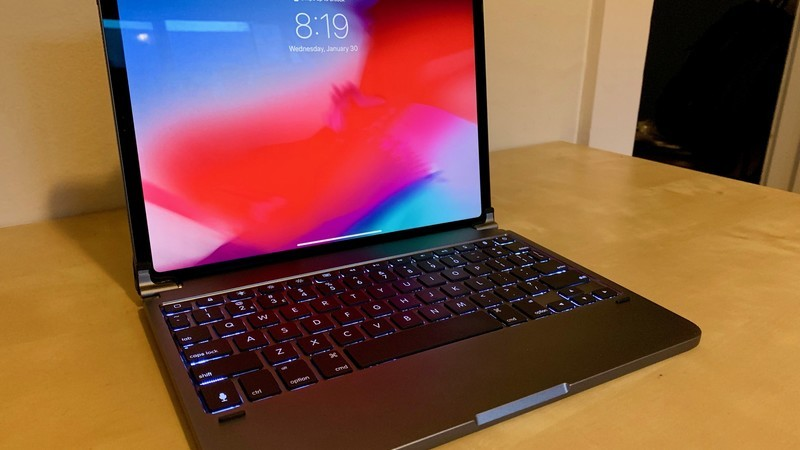 Brydge Pro keyboard makes your iPad Pro look just like a MacBook