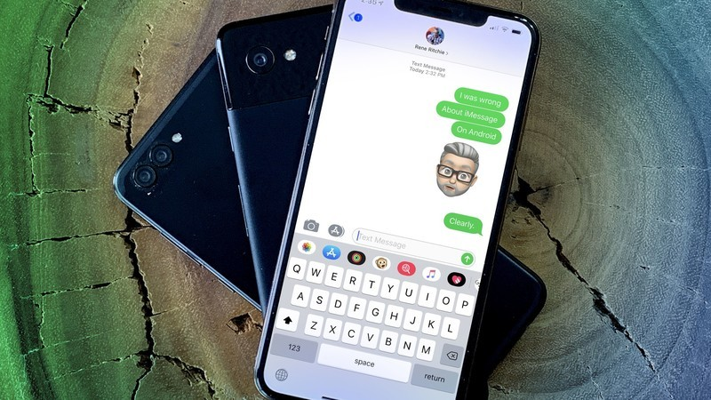 iMessage for Android: Is now the time?