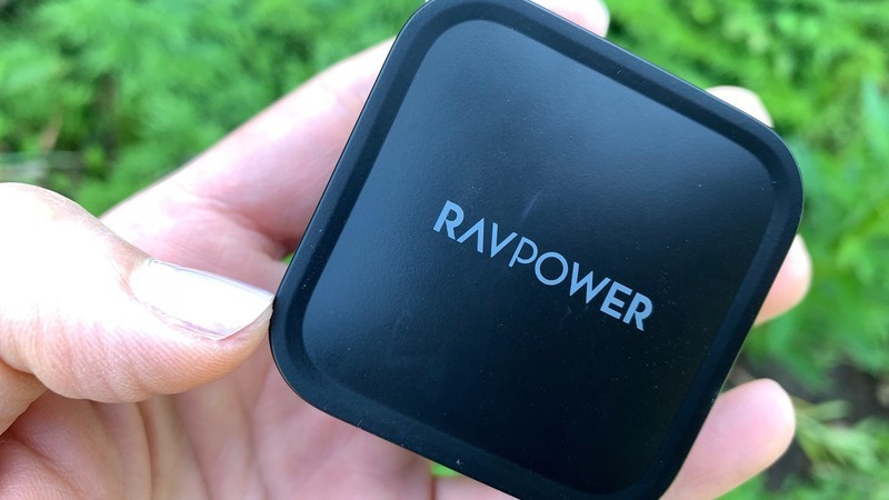 The RAVPower 61W USB-C Wall Charger is tiny but mighty
