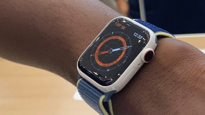 Apple Watch Series 5 compass could act up with certain bands
