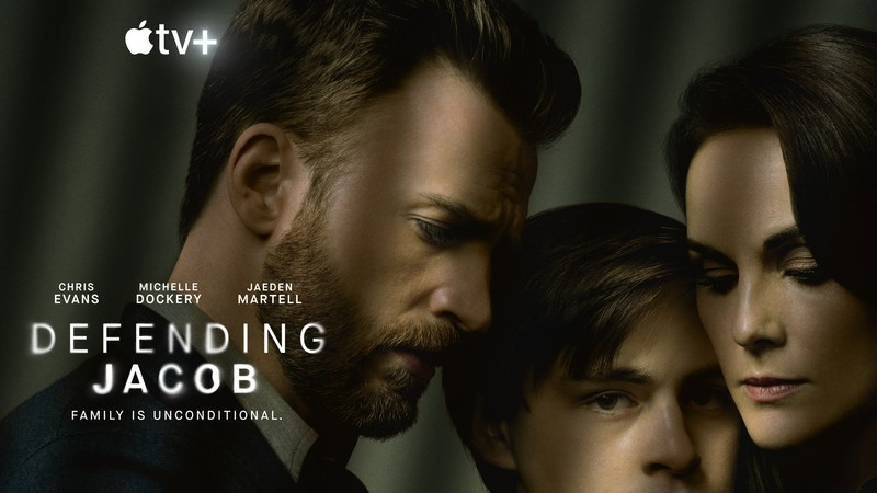 'Defending Jacob' starring Chris Evans is now available on Apple TV+