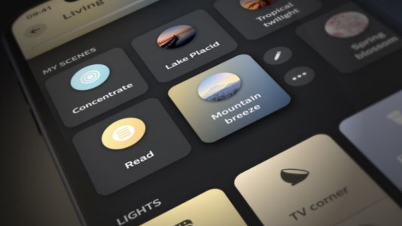 The Philips Hue app just got a whole lot better