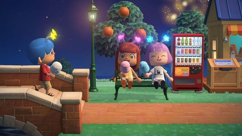 Get ready for fireworks season with this new Animal Crossing update!