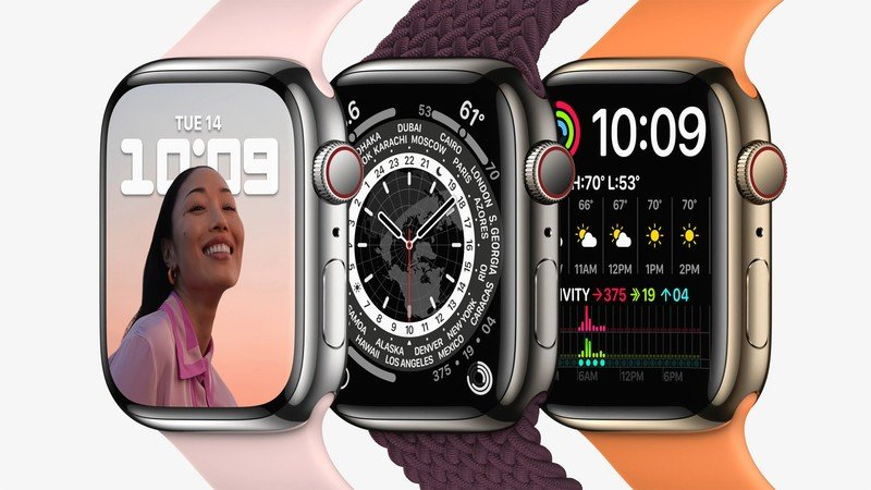 The Apple Watch Series 7 is a tad bigger, but can you use your old bands?