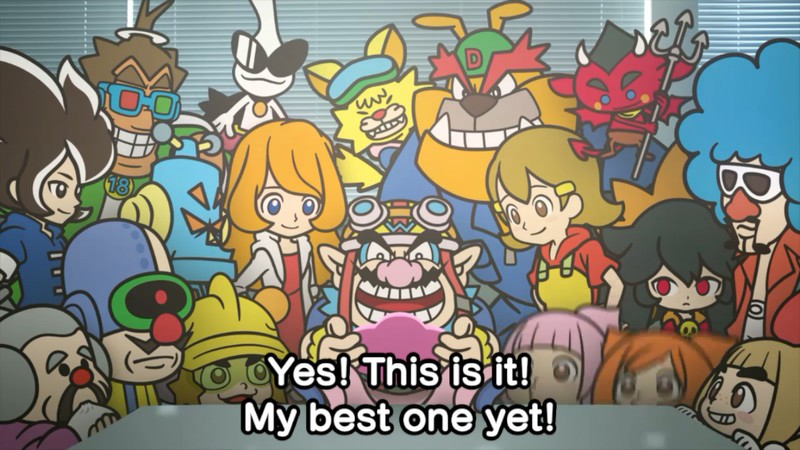 WarioWare: Get It Together! is a fun, funny game for very limited parties
