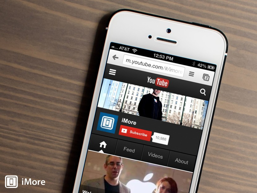 How to open links from YouTube for iOS in the Chrome app | iMore