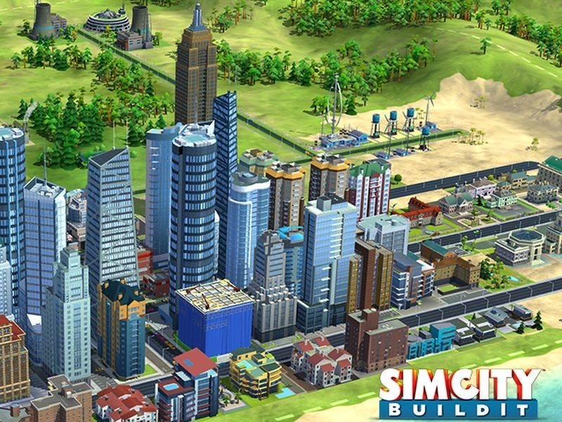 SimCity BuildIt could occupy your life when it comes to