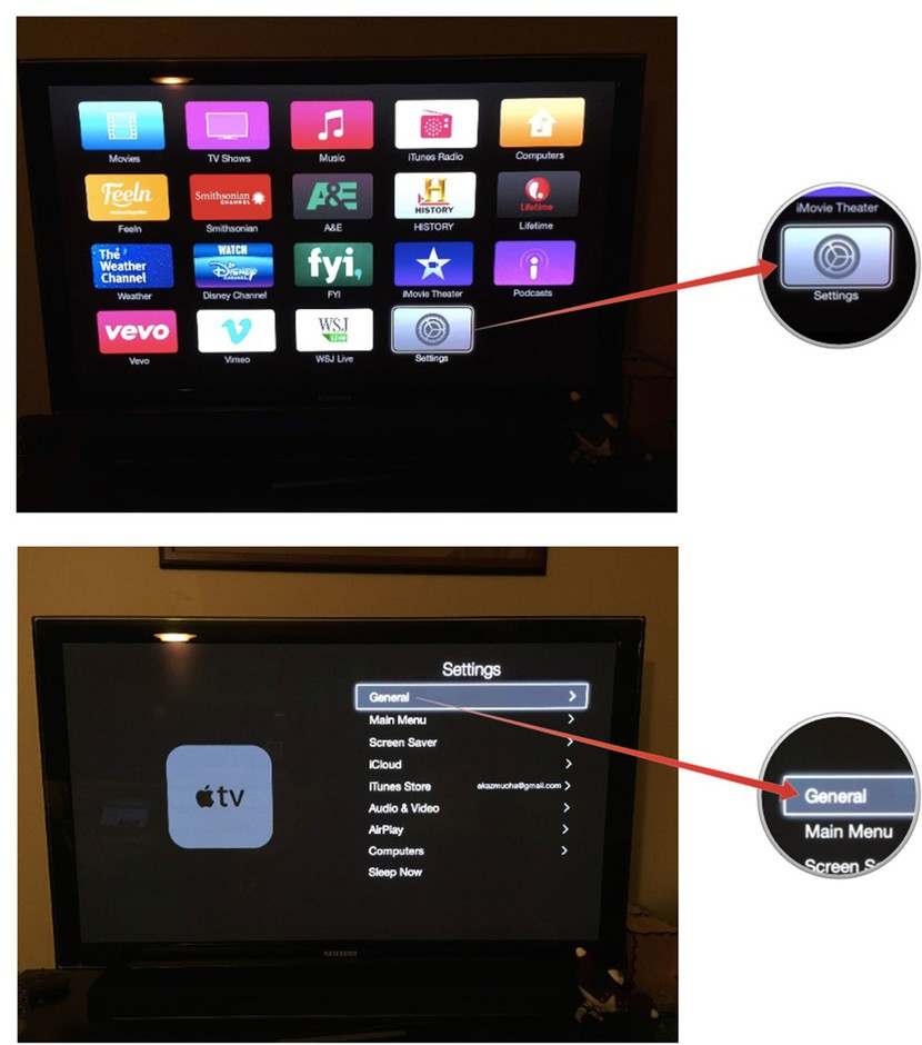 Problems streaming iTunes purchases to Apple TV? Try these