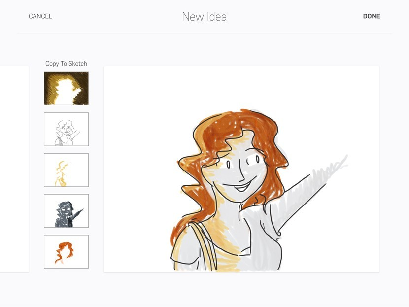 Forge is an iPad storyboard for your creativity | iMore