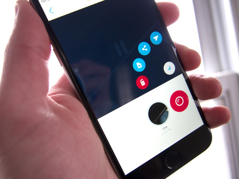 Skype Qik app update adds new video effects based on