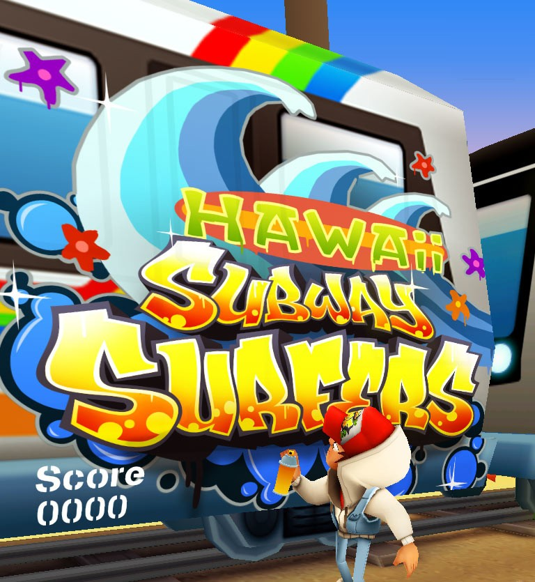 Latest Subway Surfers Update Lands The Team In Hawaii Imore