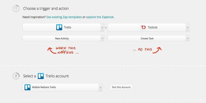 Get more out of automation and app integrations with Zapier