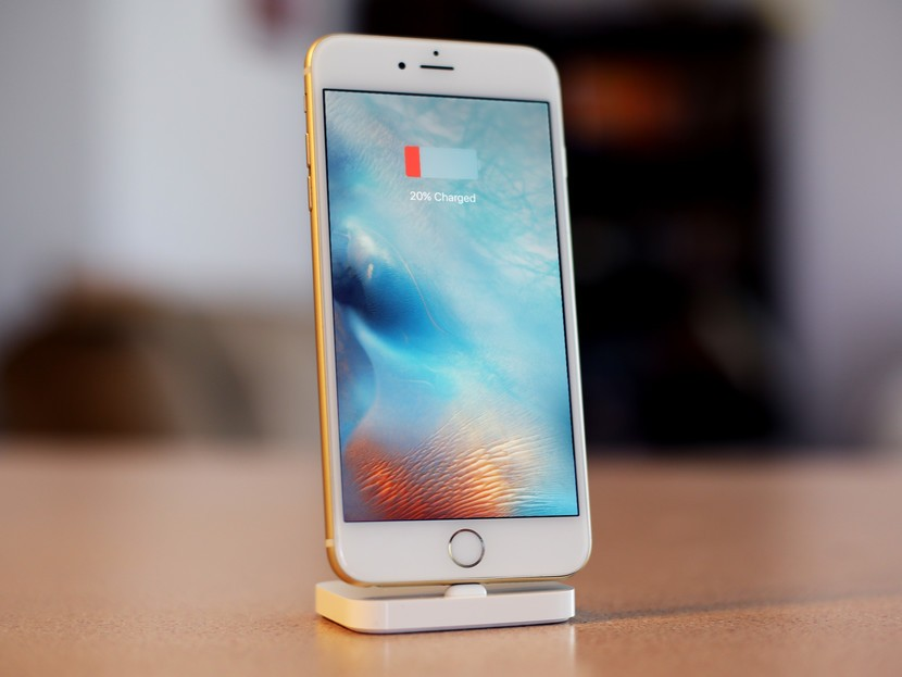 monitor iphone 6s