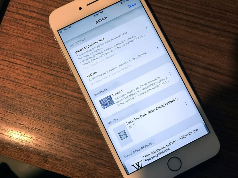 Look Up replaces Define in iOS 10: Here's how to use it | iMore