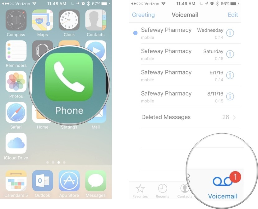 How to set up and use Voicemail on iPhone | iMore