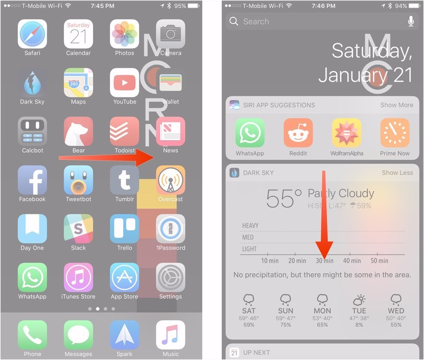How to use widgets on iPhone | iMore