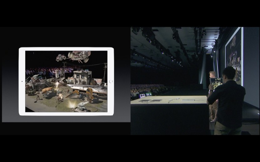 Epic Games offers details on its support for ARKit and VR on