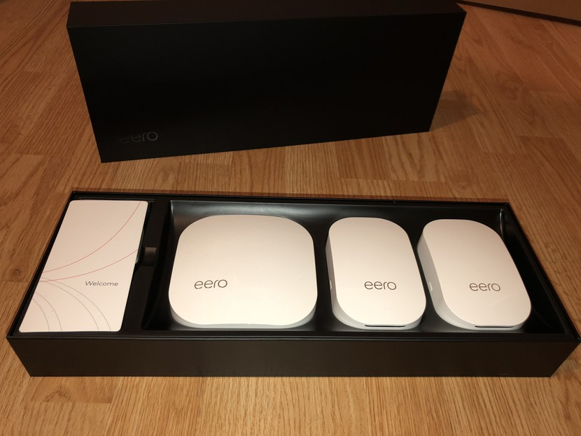 Velop vs  Eero vs  Amplifi HD: Which should replace your