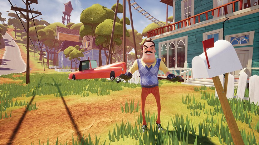 Hello Neighbor for Nintendo Switch: Beginners guide | iMore