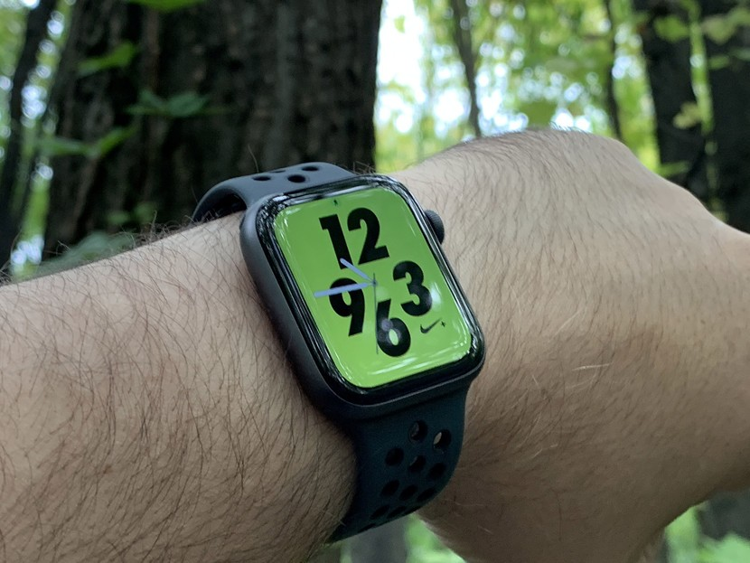 Microbio Tienda Absorbente  apple watch 4 nike 40