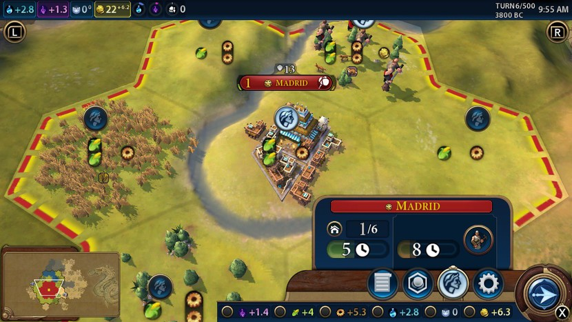 Best Civilization VI Tips and Tricks for Nintendo Switch | iMore