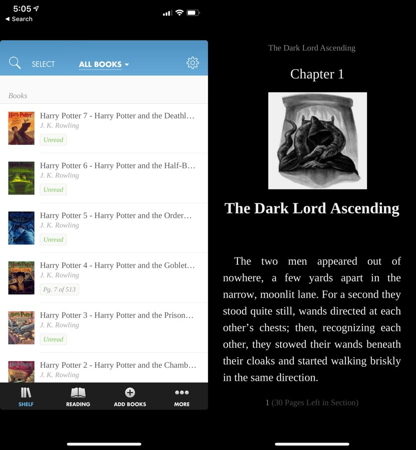 Best apps for reading eBooks on your iPhone and iPad   iMore