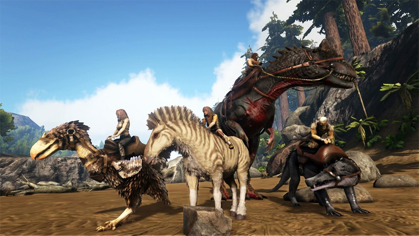 ARK: Survival Evolved on Nintendo Switch: Beginner's Guide