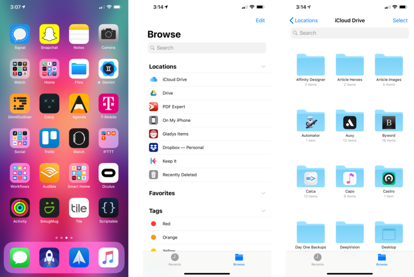 How to access the Files app on iPhone and iPad | iMore
