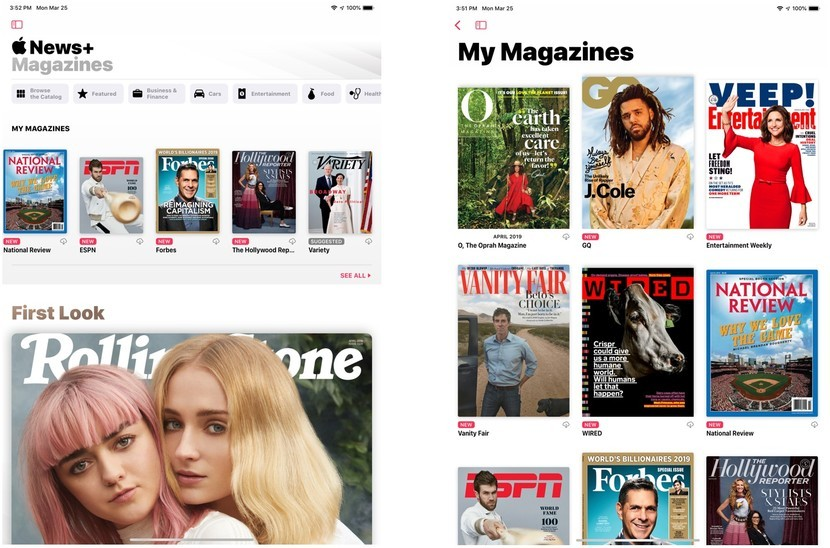 Does my Texture subscription carry over to Apple News+? | iMore