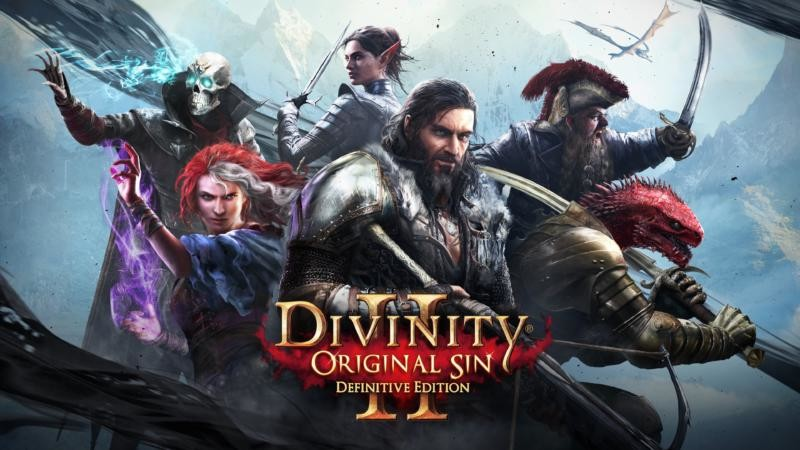 Divinity Original Sin 2 releases on Nintendo Switch today