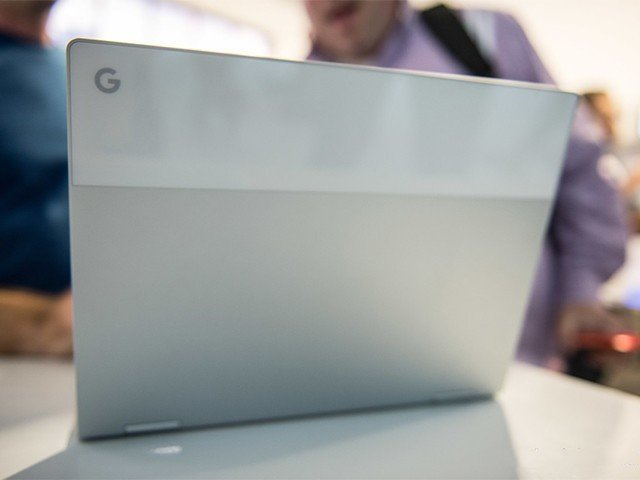 Photo of Chromebook Pixelbook was taken by Android Central