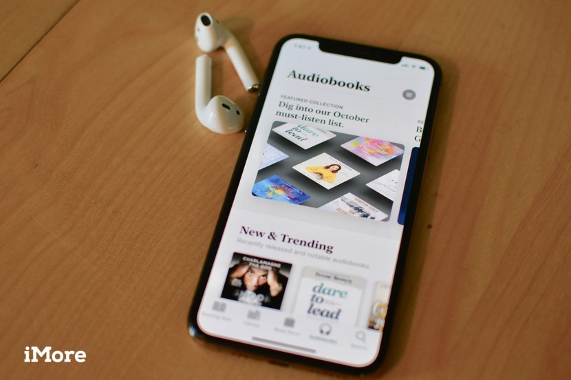 How to listen to audiobooks in Apple Books on iPhone and