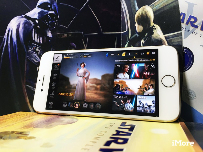 Best Star Wars games for iPhone and iPad | iMore