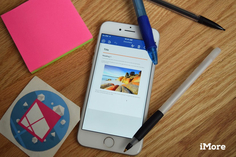 Best iPhone app equivalents to Microsoft Office | iMore