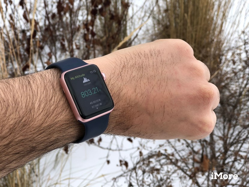 Best altimeter apps for Apple Watch | iMore