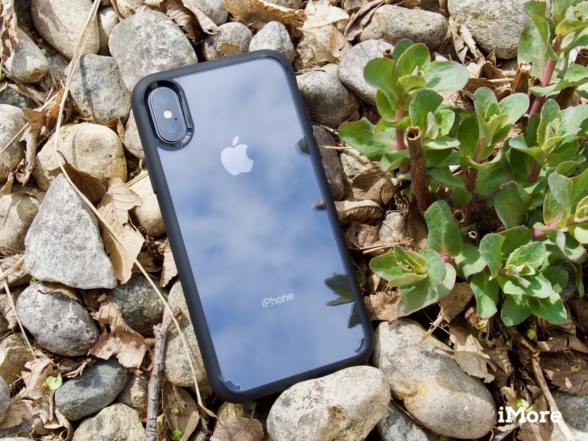 spigen ultra hybrid iphone xs max case cover with air cushion