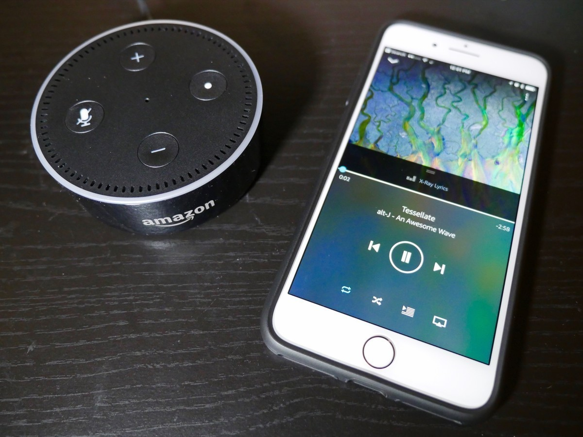 5 Extremely Cool Uses For the Amazon Echo With Your iPhone
