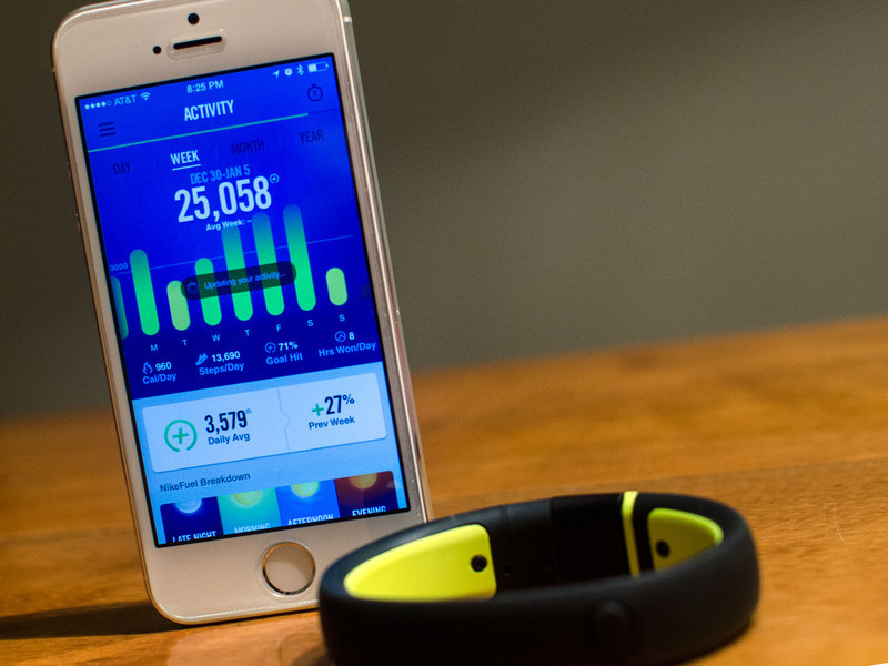 Why Nike would be smart to outsource their fitness hardware to Apple and the iWatch
