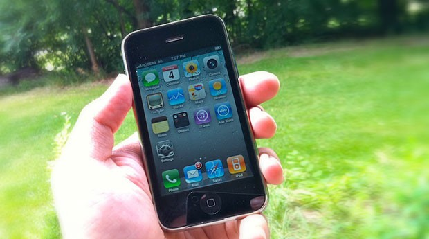 Updating iphone 3gs to ios 6