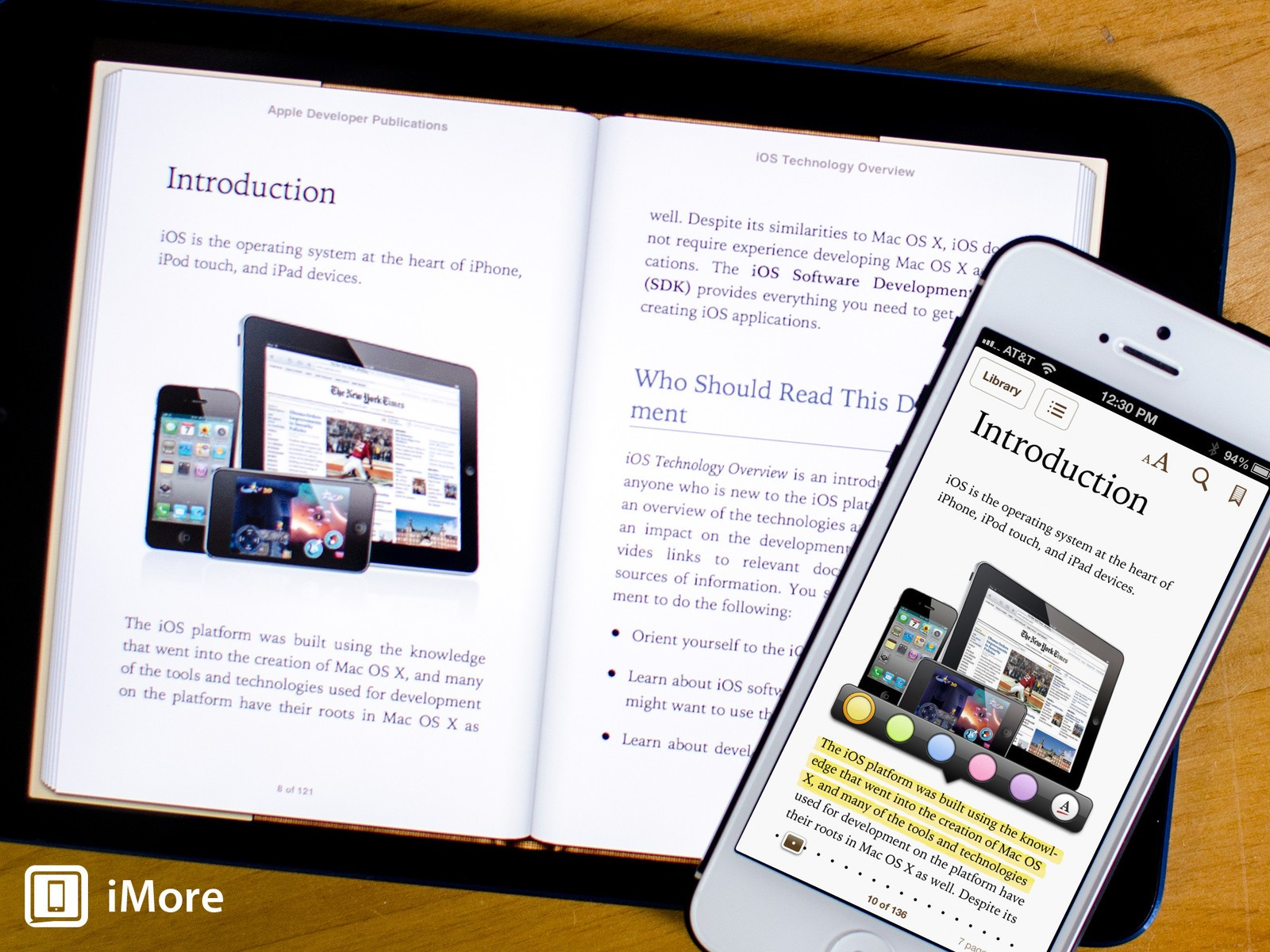 Kindle (Android, iOS: Free)